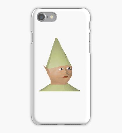 Dank Elf Man [HD] (Dank Memes) iPhone Case/Skin