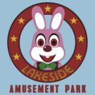 Lakeside Amusement Park by vgjunk