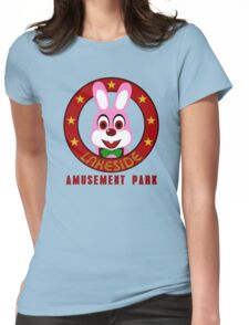 Lakeside Amusement Park Womens Fitted T-Shirt