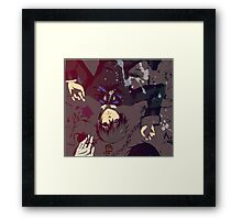 ciel chained promises Framed Print