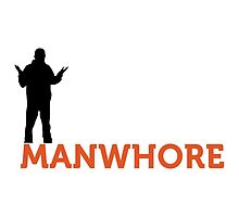 Man Whore by artpolitic