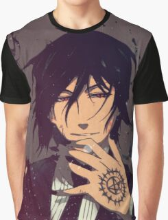 sebastian chained promises Graphic T-Shirt