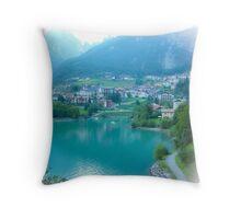 Molveno / Trentino / Italy (north) ~2~ Throw Pillow