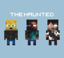 The Haunted - Pixelated by RejectedShotgun