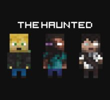 The Haunted - Pixelated Kids Tee