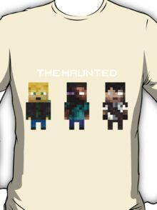 The Haunted - Pixelated T-Shirt