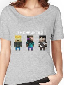 The Haunted - Pixelated Women's Relaxed Fit T-Shirt