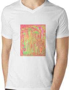 24 Mens V-Neck T-Shirt