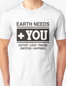 earth needs you kpop b.a.p t-shirt shirt - LIVE ON EARTH LOE 2016 B.A.P BAP TOUR T-SHIRT -Yong Guk Zelo Tshirt Tee Kpop Himchan Dae Hyun Young Jae  Unisex T-Shirt