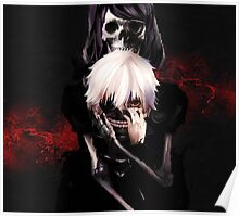 kaneki and the rize infection Poster