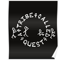 a tribe called quest logo Poster