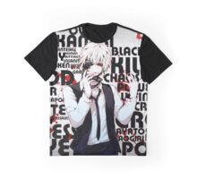 insanity tokyo ghoul ken Graphic T-Shirt