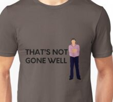 "Jeremy Clarkson ""That's not gone well"" original design Unisex T-Shirt"