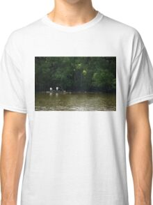 Out in the Water Classic T-Shirt