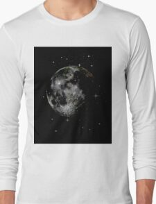 Steal The Moon and Stars Long Sleeve T-Shirt