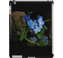 Blue Morning iPad Case/Skin
