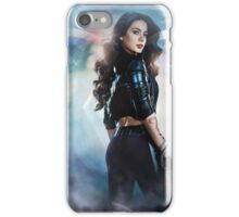 Isabelle Lightwood SHADOWHUNTERS iPhone Case/Skin