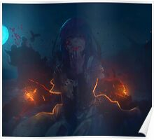 rize shadow midst Poster