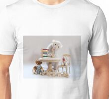 Learning how to count :) Unisex T-Shirt