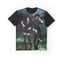 masked up and ready to go  Graphic T-Shirt