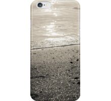 On the silvery shore iPhone Case/Skin