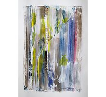 Art, like morality, consists in drawing the line, Abstract Original  Photographic Print