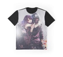 rize over kaneki's lost body Graphic T-Shirt