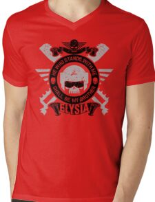 ELYSIA BROTHERS - LIMITED EDITION Mens V-Neck T-Shirt