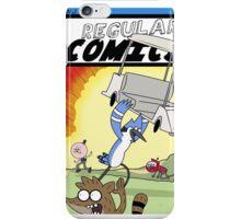 Regular Comics no.1! iPhone Case/Skin