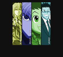 Gon, Leorio, Killua & Kurapika Anime Manga Shirt Unisex T-Shirt