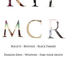 RIP MCR by Zorro66