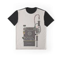 Ghostbusters Protonpack (2016) Graphic T-Shirt