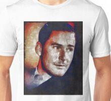Errol Flynn Vintage Hollywood Actor Unisex T-Shirt