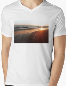 BEACH DAYS VI Mens V-Neck T-Shirt