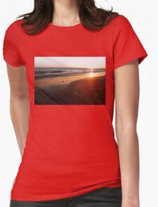 BEACH DAYS VI Womens Fitted T-Shirt