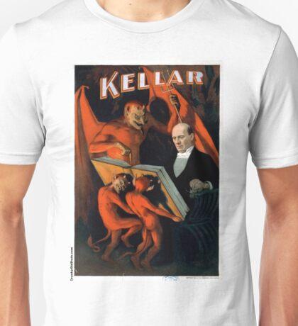 Kellar 3 - Strobridge - 1894 Unisex T-Shirt