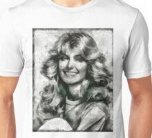 Farrah Fawcett Hollywood Actress Unisex T-Shirt