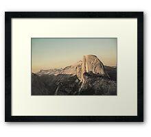 Half Dome IV Framed Print