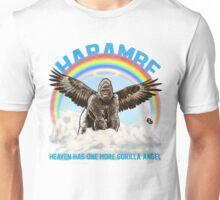 Harambe - Gorilla Angel Unisex T-Shirt