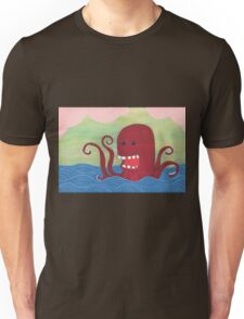 Red Sea Monster Unisex T-Shirt