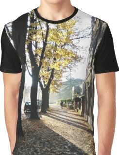 Autumn Memoirs Graphic T-Shirt