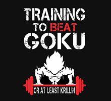 Training Goku Unisex T-Shirt