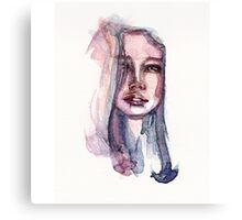 SPATTER Canvas Print