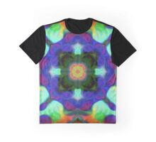 Kaleidoscope Art Random 001 Graphic T-Shirt