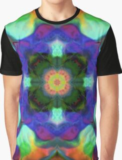 Kaleidoscope Art Random 001 Graphic T-Shirt