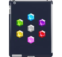 Sonic 2 Emeralds iPad Case/Skin