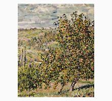 Claude Monet - Apple Blossom  Unisex T-Shirt