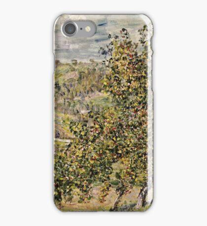 Claude Monet - Apple Blossom  iPhone Case/Skin