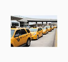 Big Yellow NY taxis Unisex T-Shirt