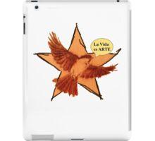La Vida es ARTE iPad Case/Skin